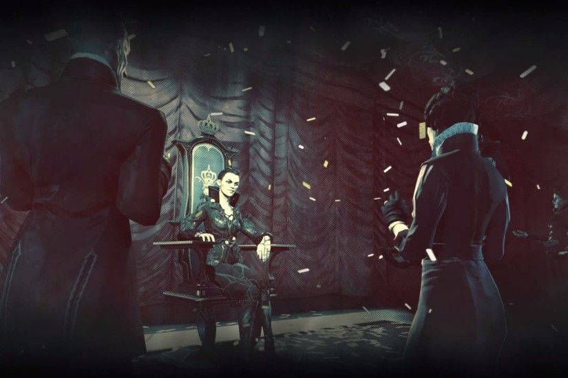 Wallpapers Witches Brigmore Dishonored ...