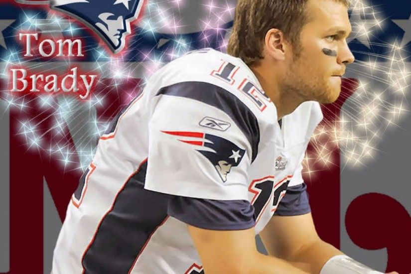 Red, White, and Blue 2016 Tom Brady 4K Wallpaper | Free 4K .