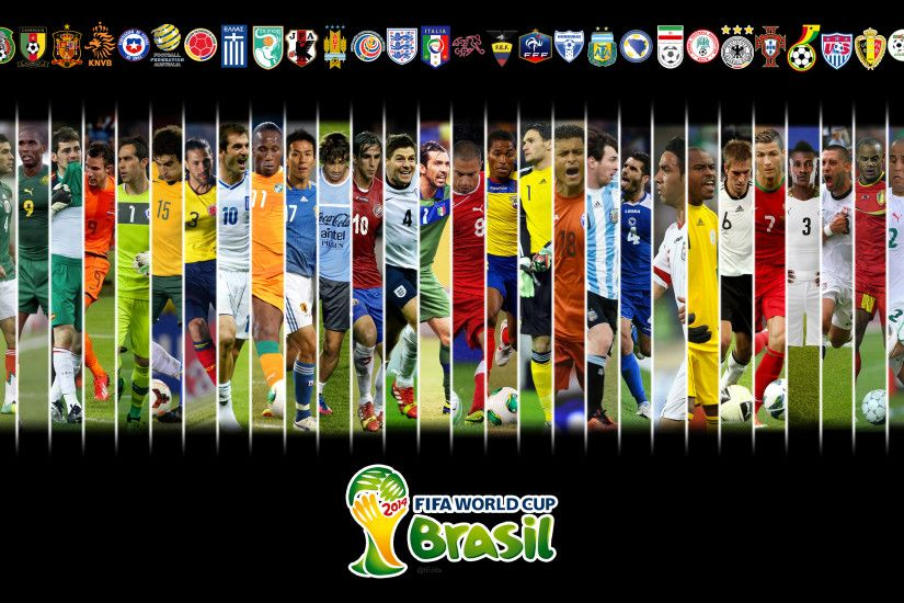 World Cup 2014 Wallpaper [3840x2160] ...