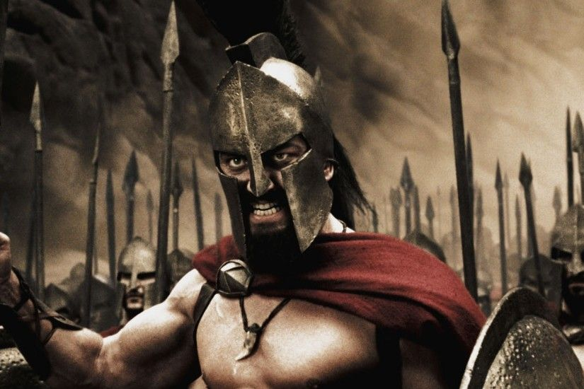 Preview wallpaper warriors, spartans, 300, killers, strong, man 2048x2048