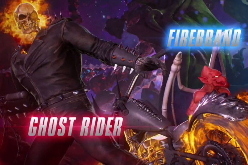 Marvel vs. Capcom Infinite Gets a New Gameplay Trailer Featuring Ghost  Rider, Firebrand, Jedah, and Dormammu