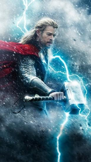 Thor The Dark World Android Wallpaper ...