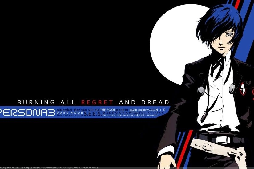 desktop wallpaper for persona 3 - persona 3 category