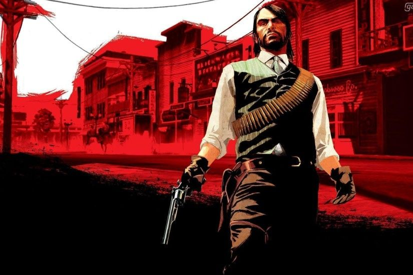 Red Dead Redemption High-Def Wallpapers