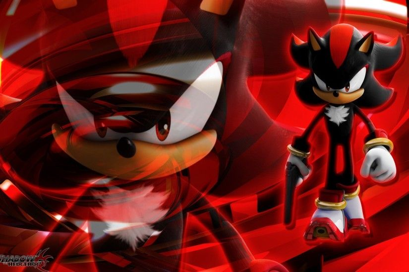 Video Game - Sonic the Hedgehog Shadow the Hedgehog Wallpaper