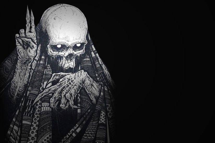 HD Skull Wallpapers ·① WallpaperTag