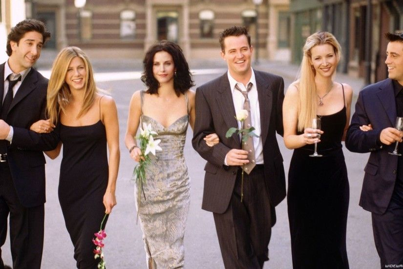 Friends Tv Show Wallpapers - Wallpaper Cave