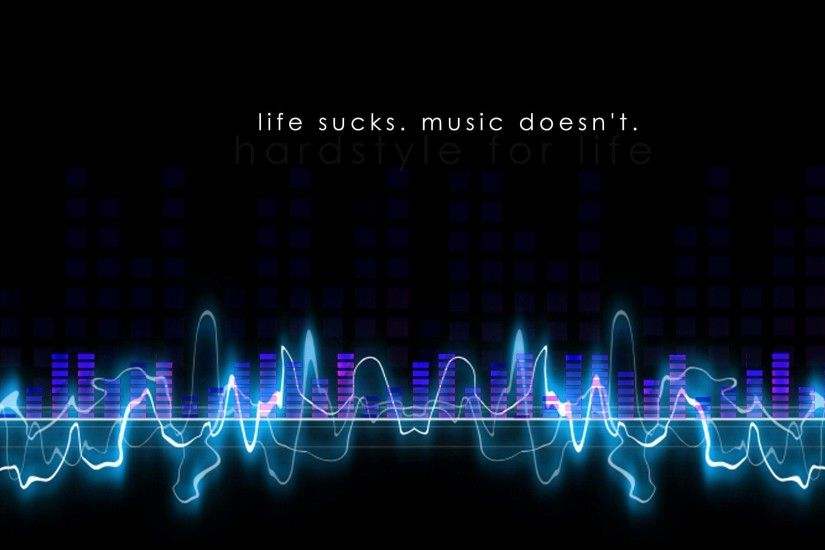 Life Sucks Music | Wallpaper