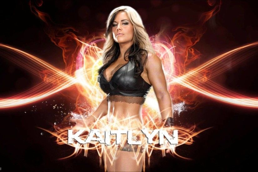 1920x1200 WWE Divas Champion Kaitlyn wallpaper 1920×1200 .