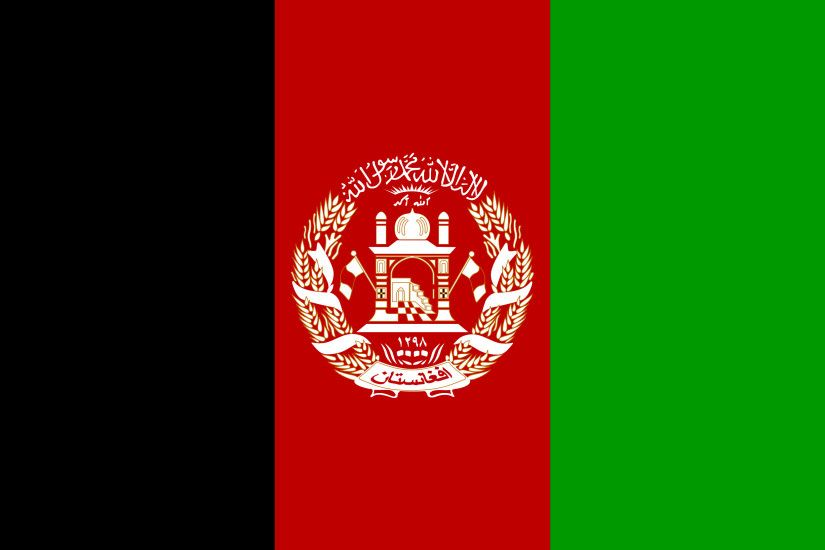 Afghanistan National Flag wallpapers HD