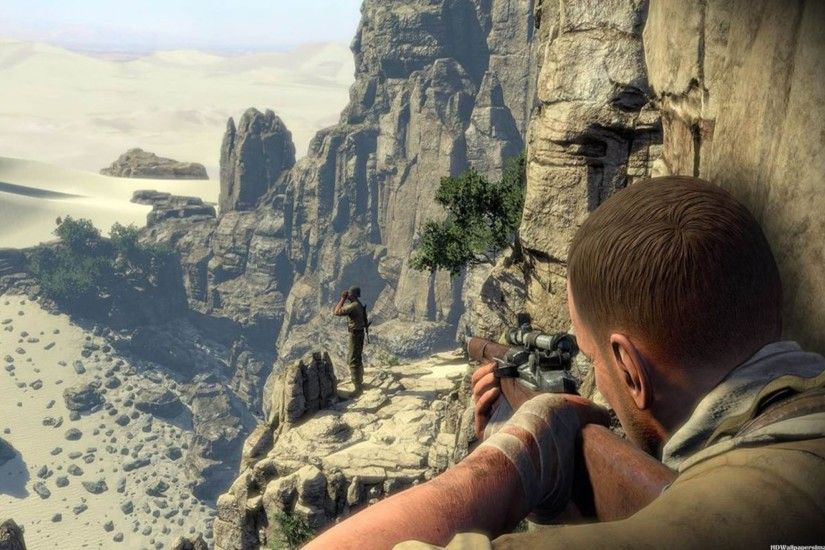 Sniper Elite 3 Wallpaper #6831241 ...