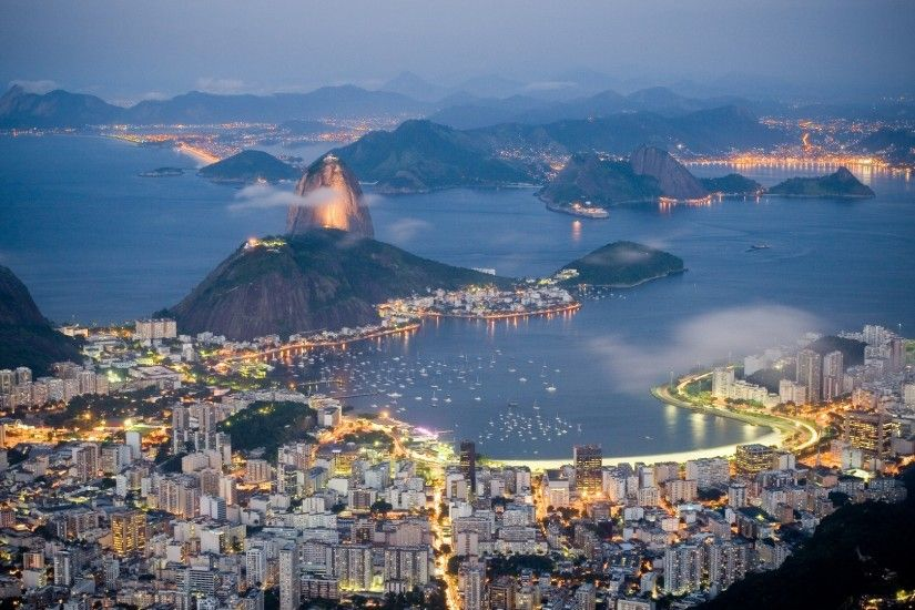 landscape, Brazil, Rio De Janeiro Wallpapers HD / Desktop and Mobile  Backgrounds