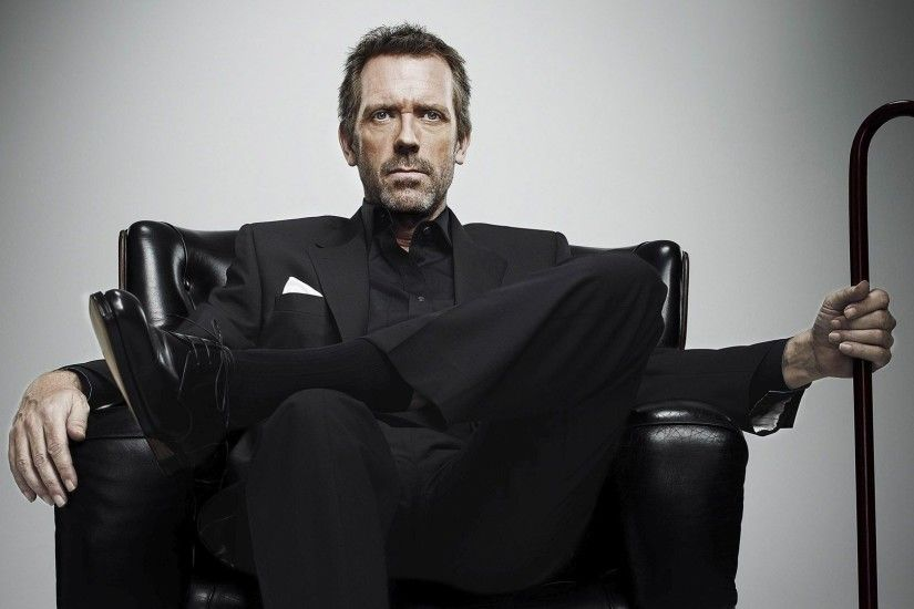 Dr. Gregory House wallpaper