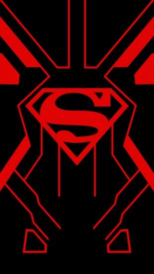 LindsayCookie 21 1 Superboy iPhone 5 Wallpaper by IzLacson