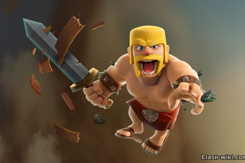 cool clash of clans wallpaper 2048x1280