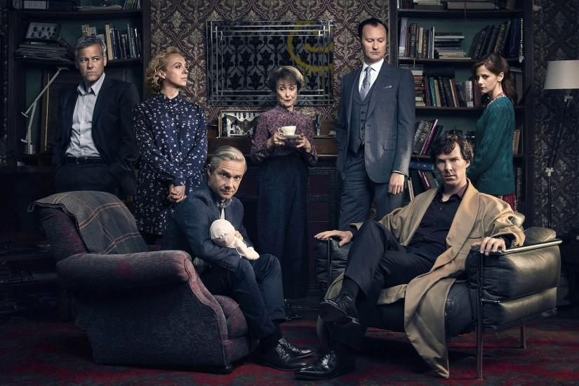 new sherlock wallpaper 3840x2160