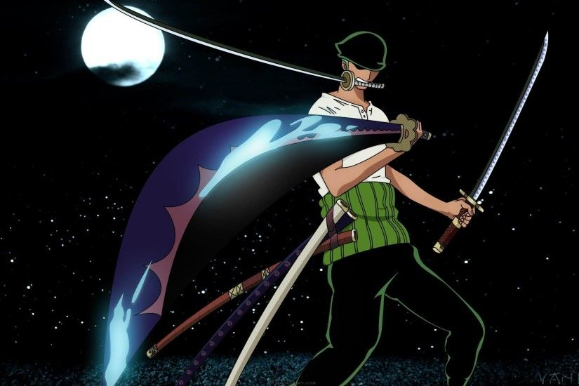 Zoro Wallpapers - Full HD wallpaper search