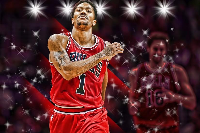 Derrick Rose Bulls Mobile Wallpapers 2596 - Amazing Wallpaperz