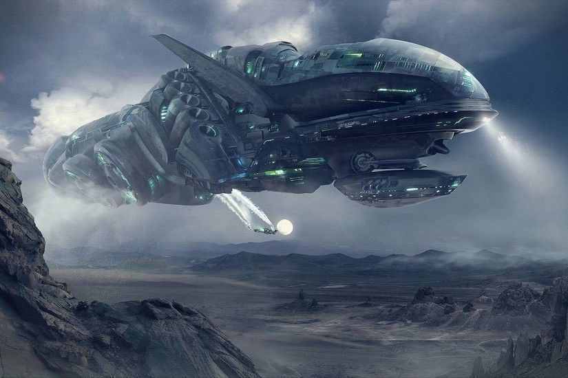 free download pictures of spaceship (Era Fairy 1920x1080)