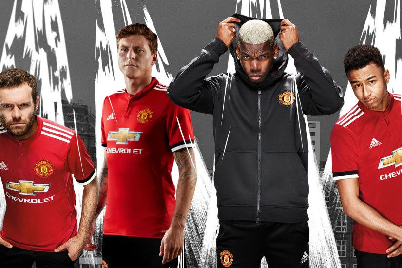 adidas reveals new United home kit for 2017/18 - Official Manchester United  Website