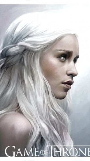 2160x3840 Wallpaper game of thrones, emilia clarke, daenerys targaryen, khal  drogo, jason