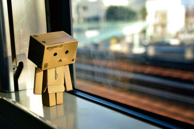 Sad Danbo Wallpaper Background 2219
