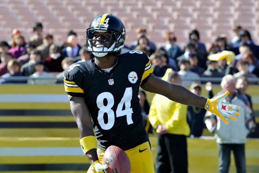 Antonio Brown · HD Wallpaper | Background ID:787971