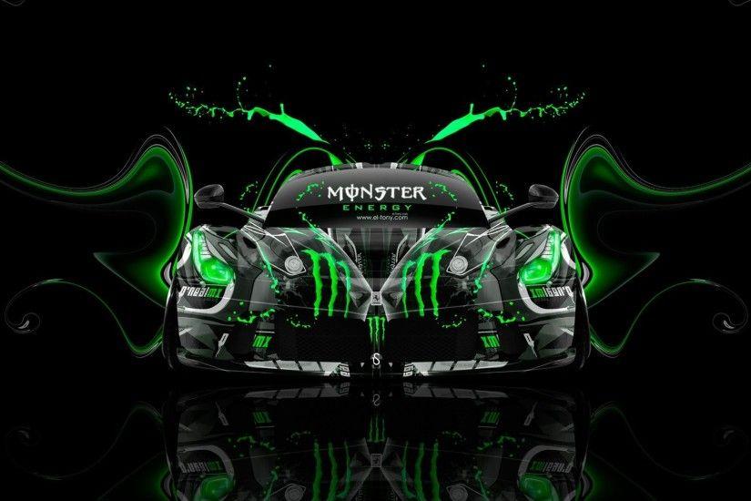 Elegant Wallpapers Monster Energy BMW M3 Engine Open Car 2014   El Tony .