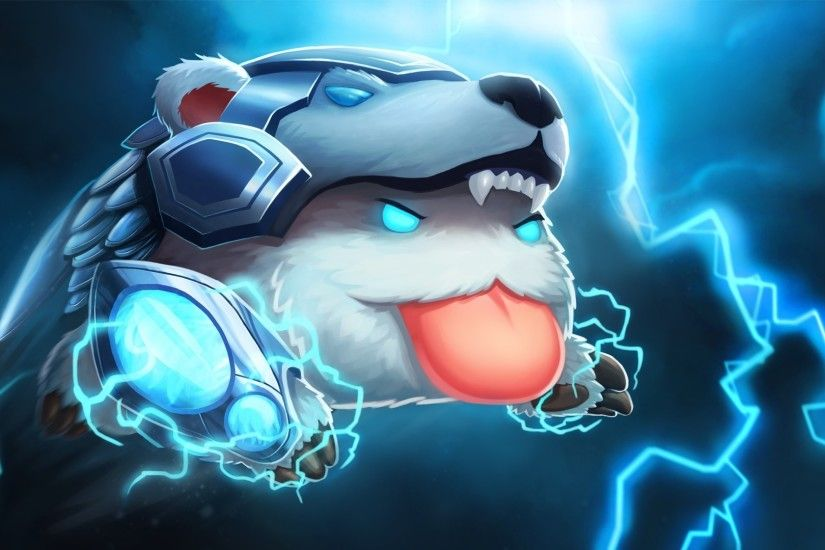 League Of Legends, Poro, Volibear Wallpapers HD / Desktop and Mobile  Backgrounds