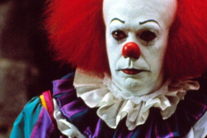 2560x1440 Download it pennywise clown wallpapers