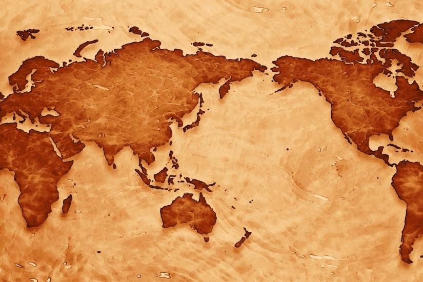 Old World Map wallpapers HD free - 545433