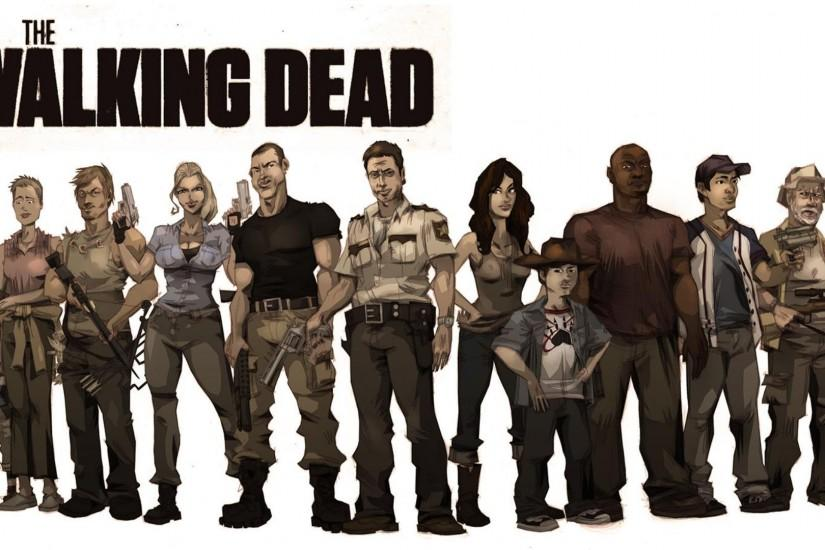 The Walking Dead - Wallpaper, High Definition, High Quality .