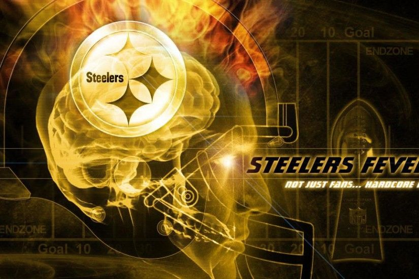 Desktop Pittsburgh Steelers Logo Wallpaper HD.