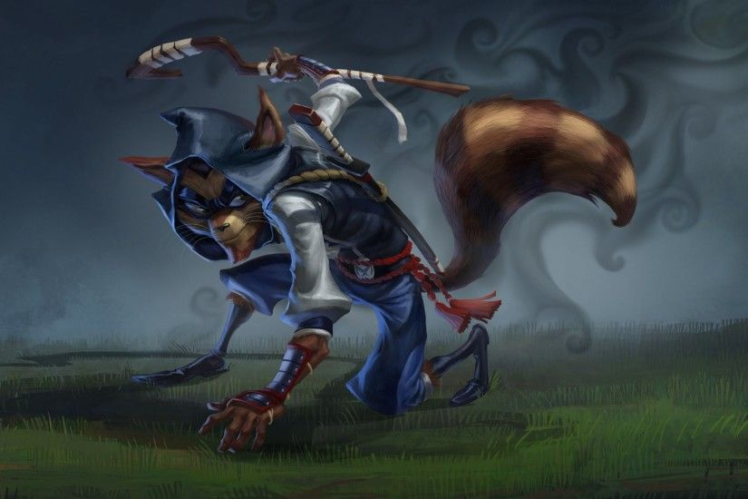 Video Game - Sly Cooper: Thieves in Time Wallpaper