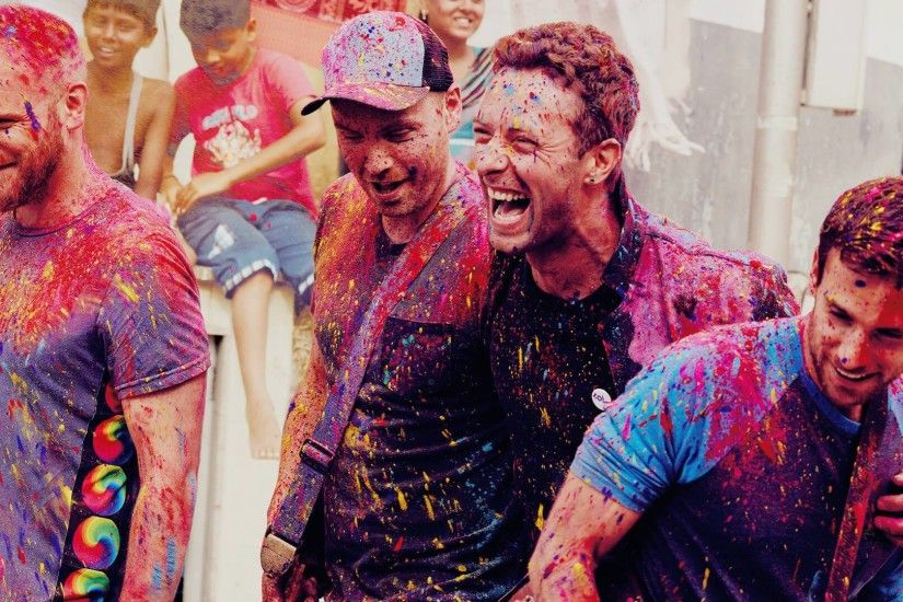 How Coldplay Became One Of The Most Mesmerizing Bands In The World -  Thought of Writing