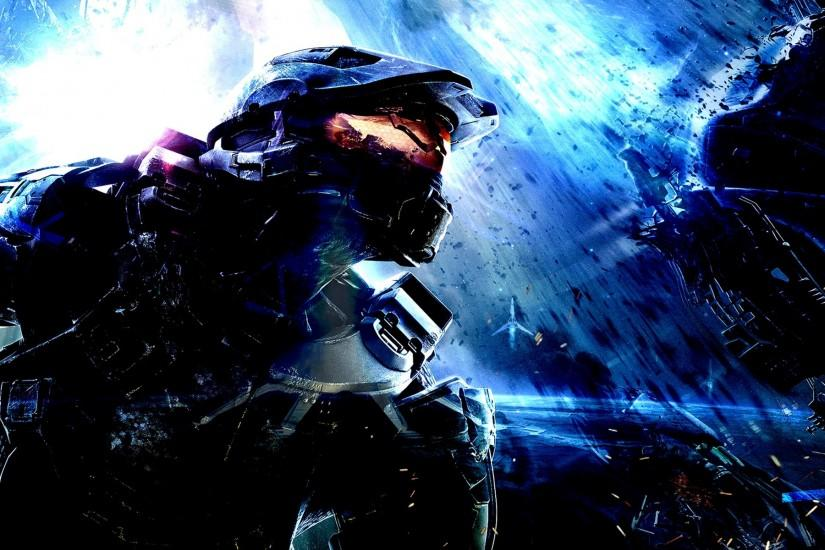 Free Wallpaper Halo.