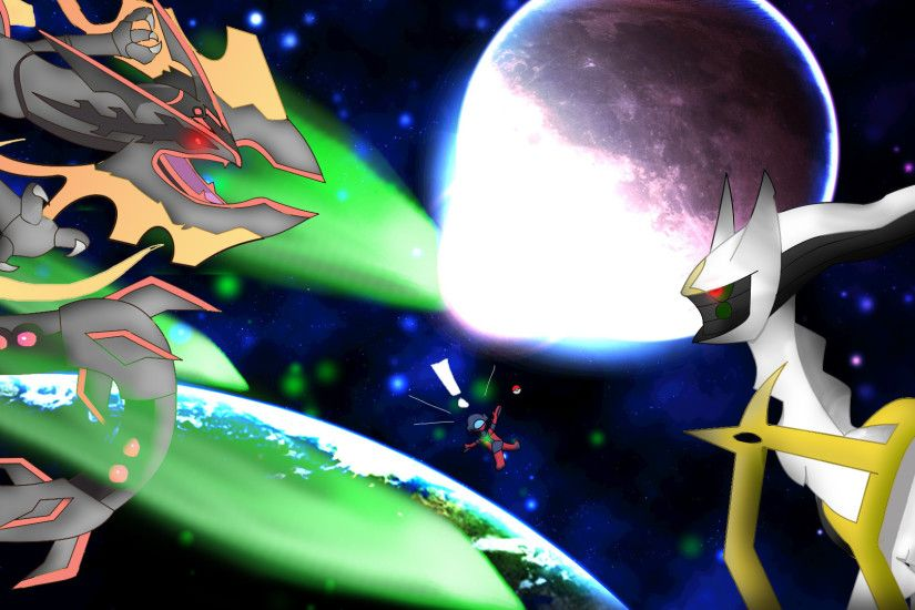 ... Shiny Rayquaza Wallpaper 70 images