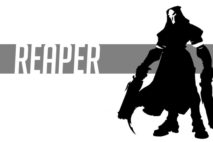 large overwatch reaper wallpaper 1920x1080 notebook