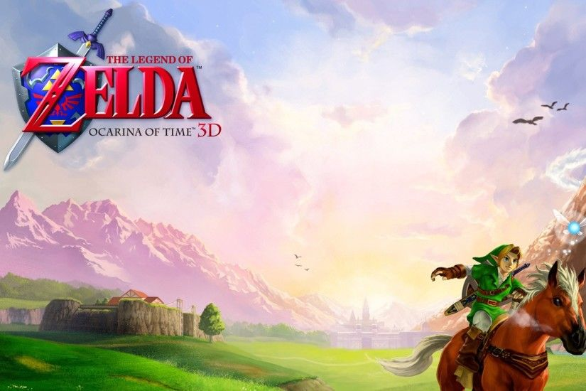 Legend Of Zelda Ocarina Of Time Backgrounds ...