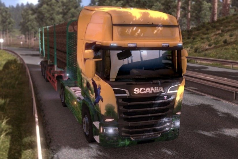 Euro Truck Simulator 2 - Brazilian Paint Jobs Pack is a full version  Windows game, that is part of the category 'Games' and the subcategory  'Utilities', ...