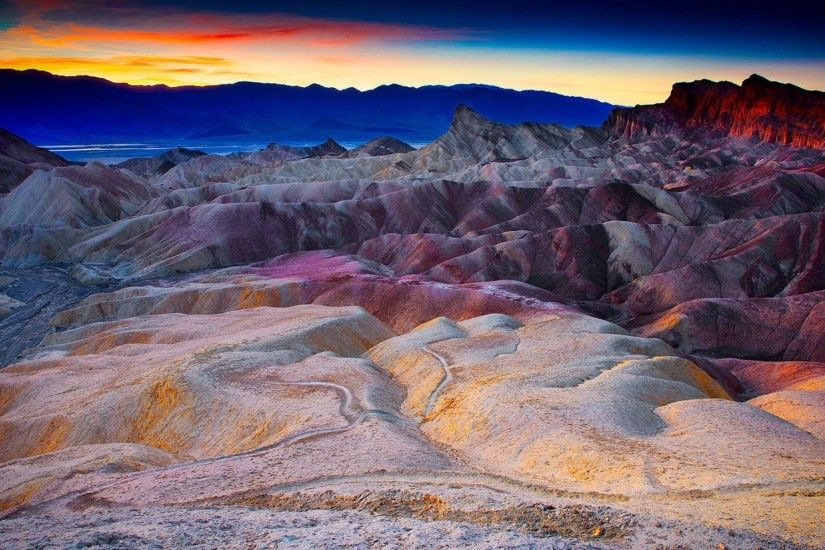 death valley valley of death california