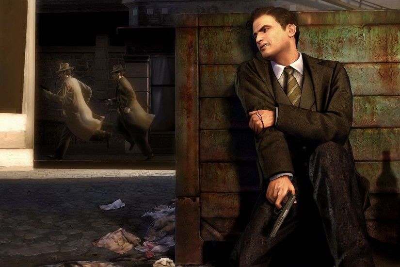 Mafia 2 Wallpaper Mafia 2 Games (59 Wallpapers)