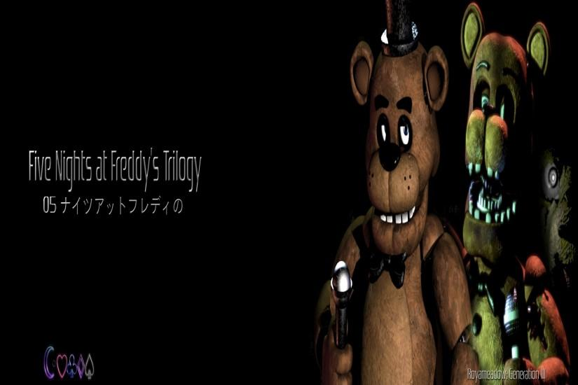 new five nights at freddys wallpaper 2844x1600 for pc
