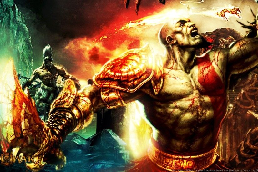 God Of War 3 733582
