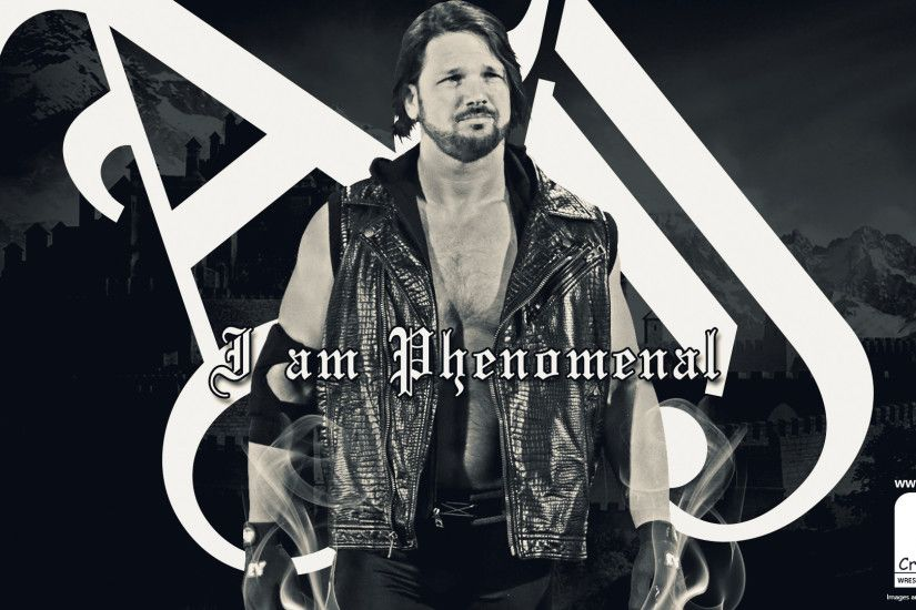 AJ Styles Wallpaper by Arunraj1791 AJ Styles Wallpaper by Arunraj1791