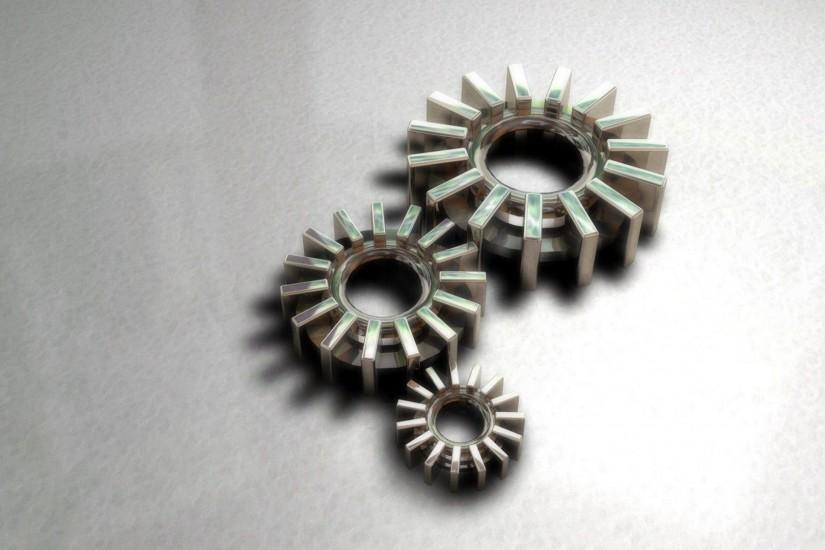 3840x2160 Wallpaper gears, gear, parts