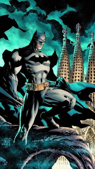 Wallpapers For Batman Comic Wallpaper Iphone b