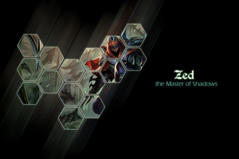 Wallpapers For > Zed Wallpaper 1366x768