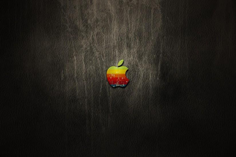 HD Leather Apple Wallpapers.