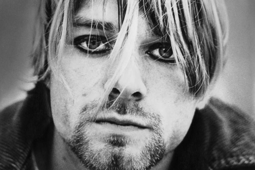 Handsome Kurt Cobain Wallpaper